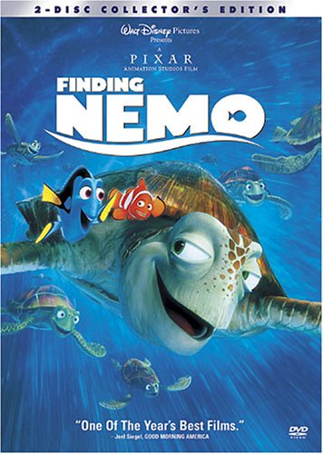 FINDING DORY: THE JU