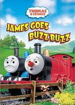 JamesGoesBuzzBuzz DVD