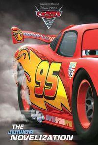 Cars2 book