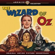 The Wizard of Oz 2014 Soundtrack CD