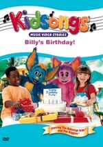 Kidsongs23 dvd