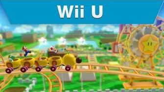 Wii U - Mario Party 10 Launch Trailer