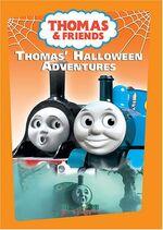 ThomasHalloweenAdventures DVD