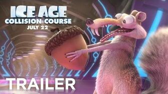Ice Age Collision Course Final Trailer HD FOX Family