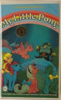 Mylittlepony 1985vhs
