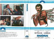 Shamus vhs bootleg cover 1979