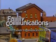 1995 Family Communications Logo