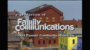 1993 Family Communications Logo