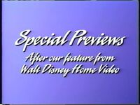 Special Previews After Our Feature (1992)