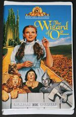 The Wizard of Oz 1996 VHS