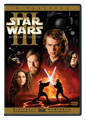 Star Wars Episode Iii Revenge Of The Sith Dvd Twilight Sparkle S Retro Media Library Fandom