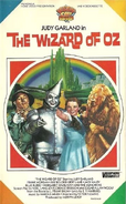 The Wizard of Oz 1985 VHS Front Cover