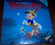 Pinocchio 1985laserdisc