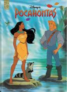 Pocahontas book