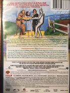 The Wizard of Oz 2005 DVD Back Cover (Latin America)