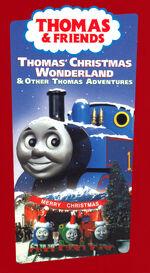ThomasChristmasWonderland VHS