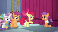"""Apple Bloom """"you wanted to perform more than anythin'"""" S6E4"""