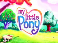 2004 My Little Pony Logo