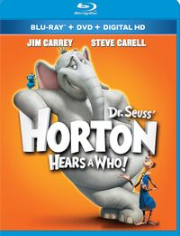 Horton Hears a Who 2015 Blu-ray