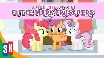 My Little Pony Friendship Is Magic Adventures of the Cutie Mark Crusaders (2015) Official Trailer