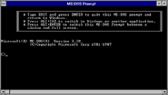 MS-DOS 3