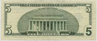 $5 (2003 Reverse)