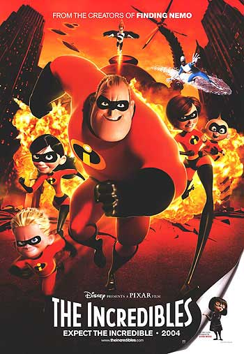 The Incredibles 2 Saut incroyable véhicule Incredibles
