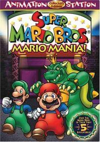 Mariomania dvd