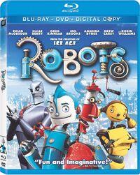 Robots bluray