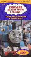 Thomas Meets the Queen and Other Stories (VHS)