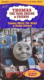 ThomasMeetstheQueen VHS