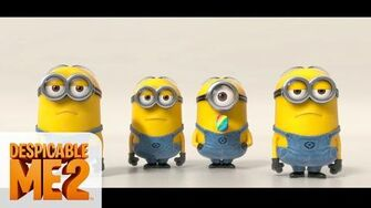 Despicable Me 2 - Teaser Trailer (HD) - Illumination