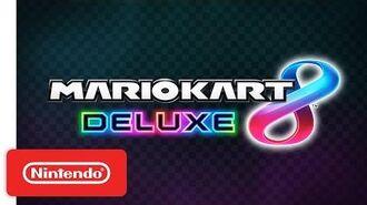 Mario Kart 8 Deluxe Accolades Trailer - Nintendo Switch