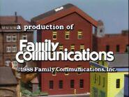 1988 Family Communications Logo