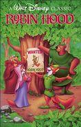 Robin Hood (1991-1999 VHS)