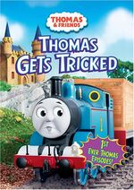 ThomasGetsTricked DVD