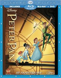 Peterpan bluray