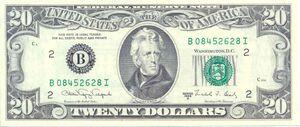 $20-B (1992)