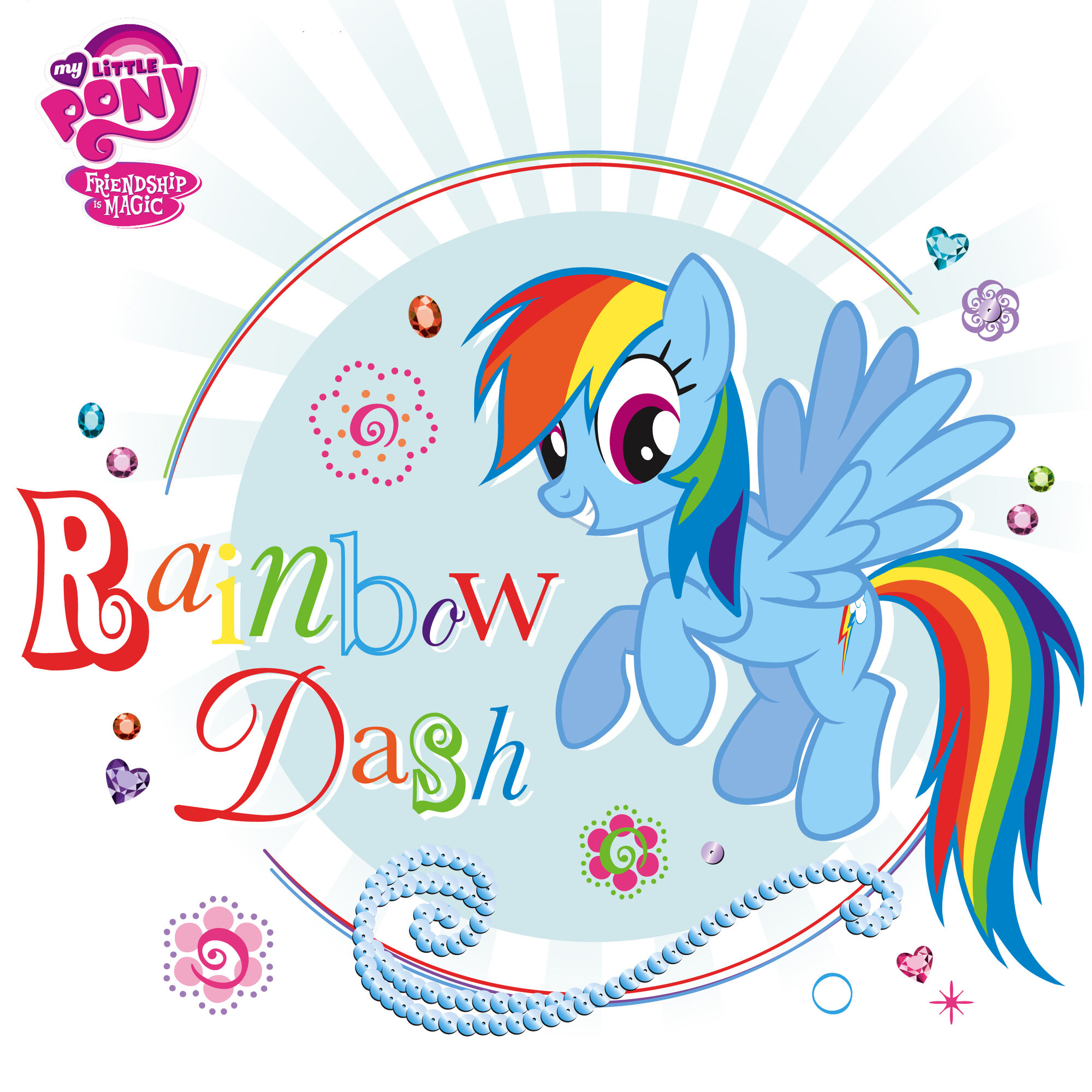 My Little Pony Friendship Is Magic: Best Of Rainbow Dash