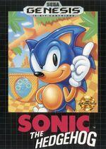 Sonicthehedgehog genesis