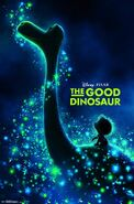 Gooddinosaur poster
