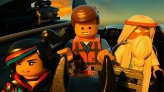 The LEGO® Movie - Official Teaser Trailer HD