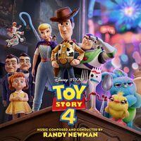 Toystory4 soundtrack