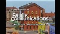 1999 Family Communications Logo