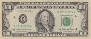 $100-D (1988)