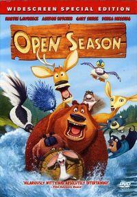 Openseason dvd