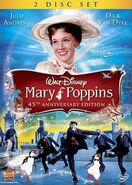 Mary Poppins 2009 DVD