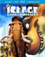 Ice Age: Dawn of the Dinosaurs (Blu-ray/DVD)