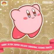 Kirby Ultra Super Deluxe Original Soundtrack