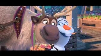 Frozen Sing-Along Edition on DVD and Digital HD Nov